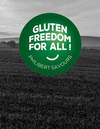 Gluten Free !