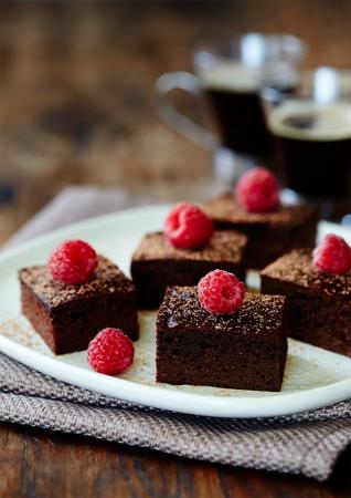 Recette Brownies Framboise